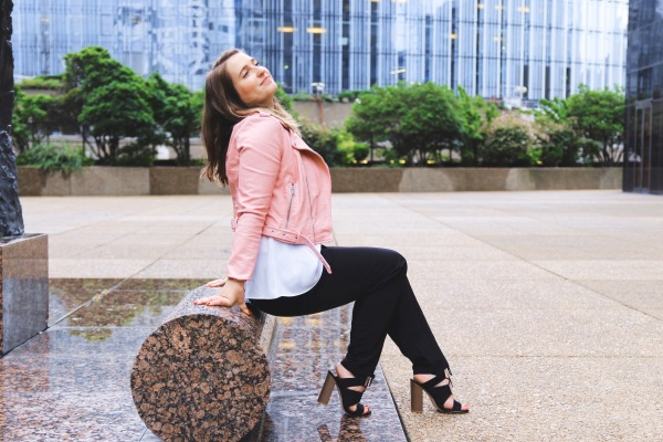 bloggeuse-mode-ladefense-paris-perfecto-rose-zara