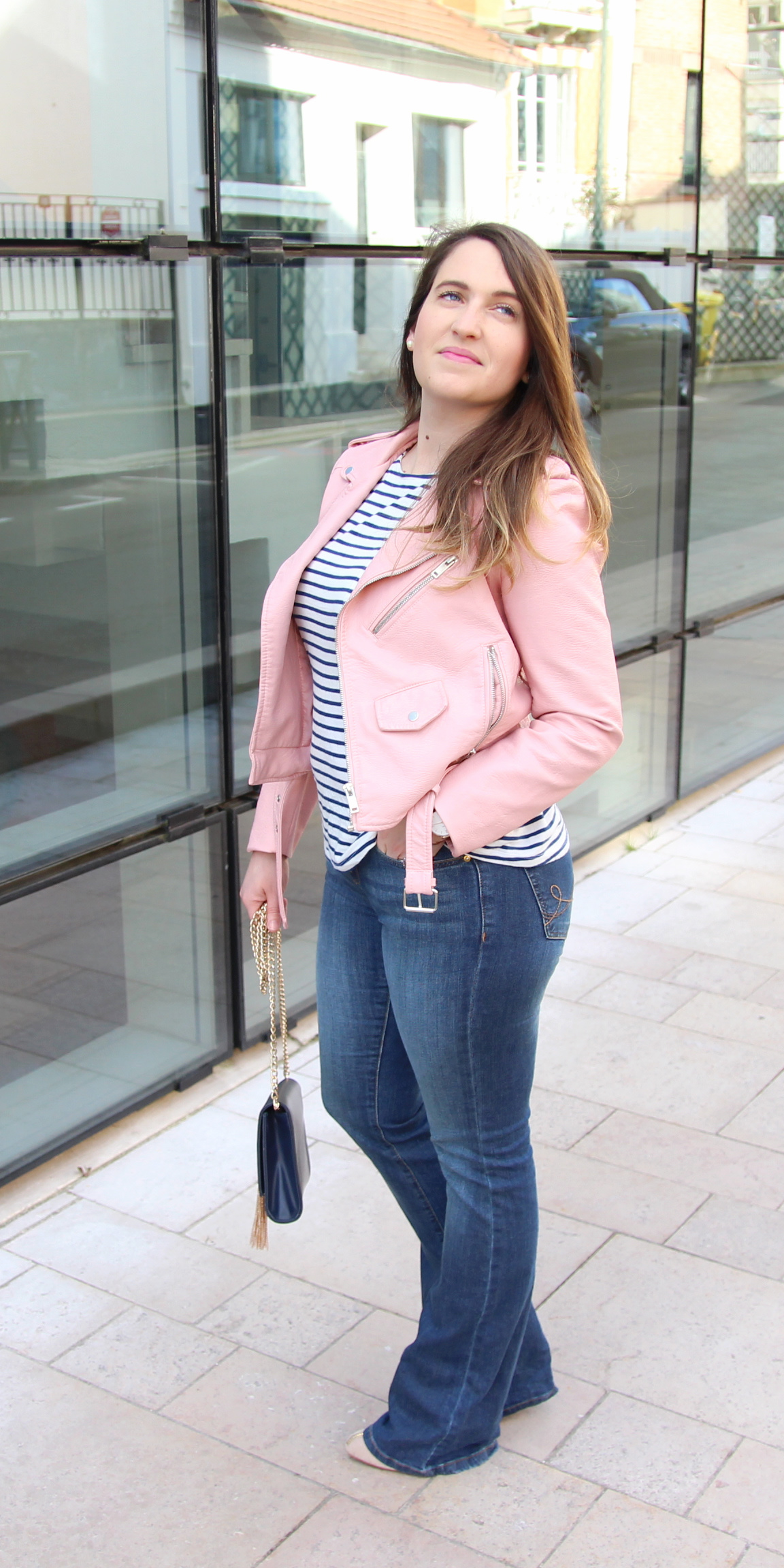 perfecto-rose-zara-marinniere-denim-influencer-fashion-ottd-look-seralynepointcom-paris-IMG_6939