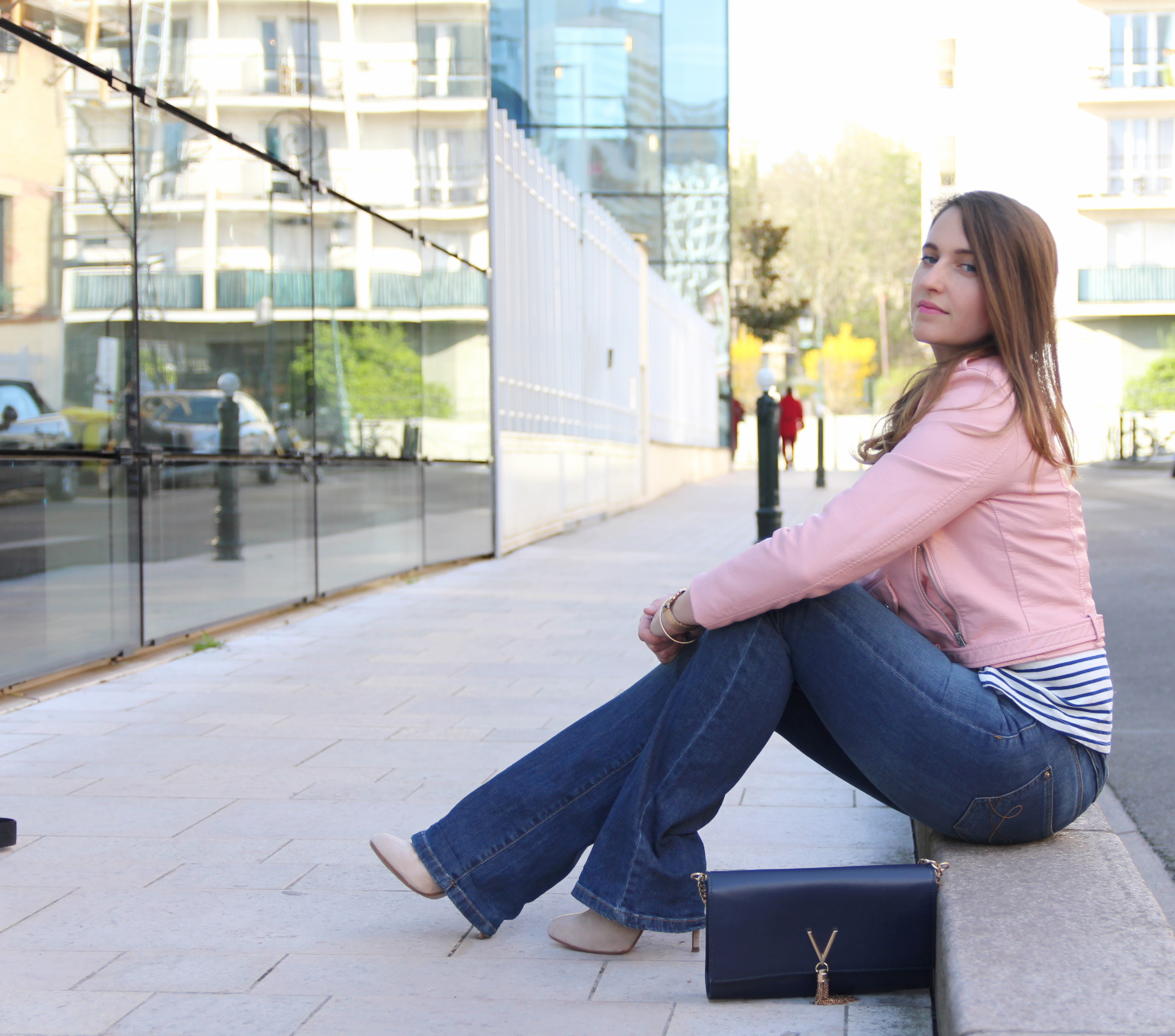 perfecto-rose-zara-marinniere-denim-influencer-fashion-ottd-look-seralynepointcom-paris-IMG_6965