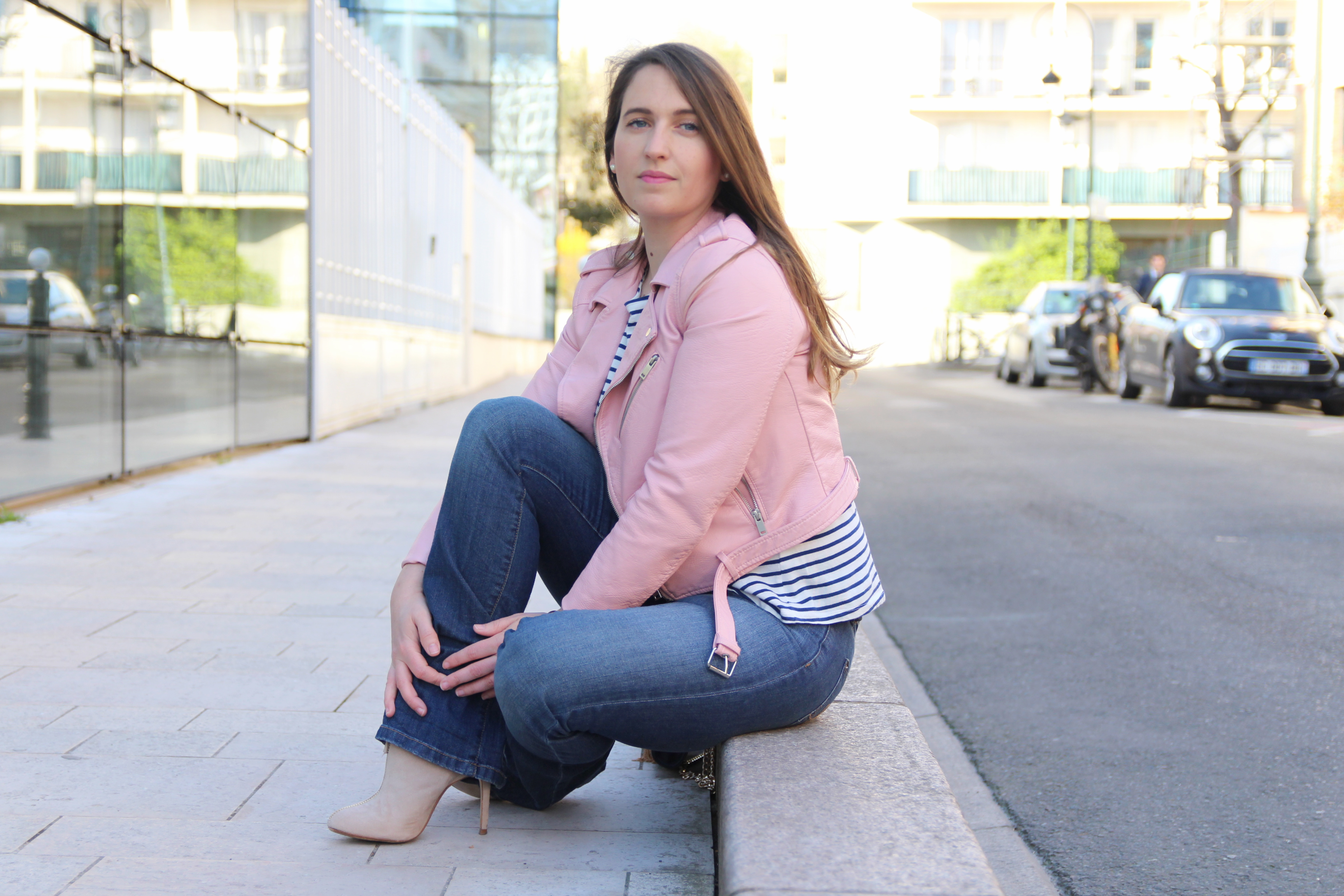 perfecto-rose-zara-marinniere-denim-influencer-fashion-ottd-look-seralynepointcom-paris-IMG_6972