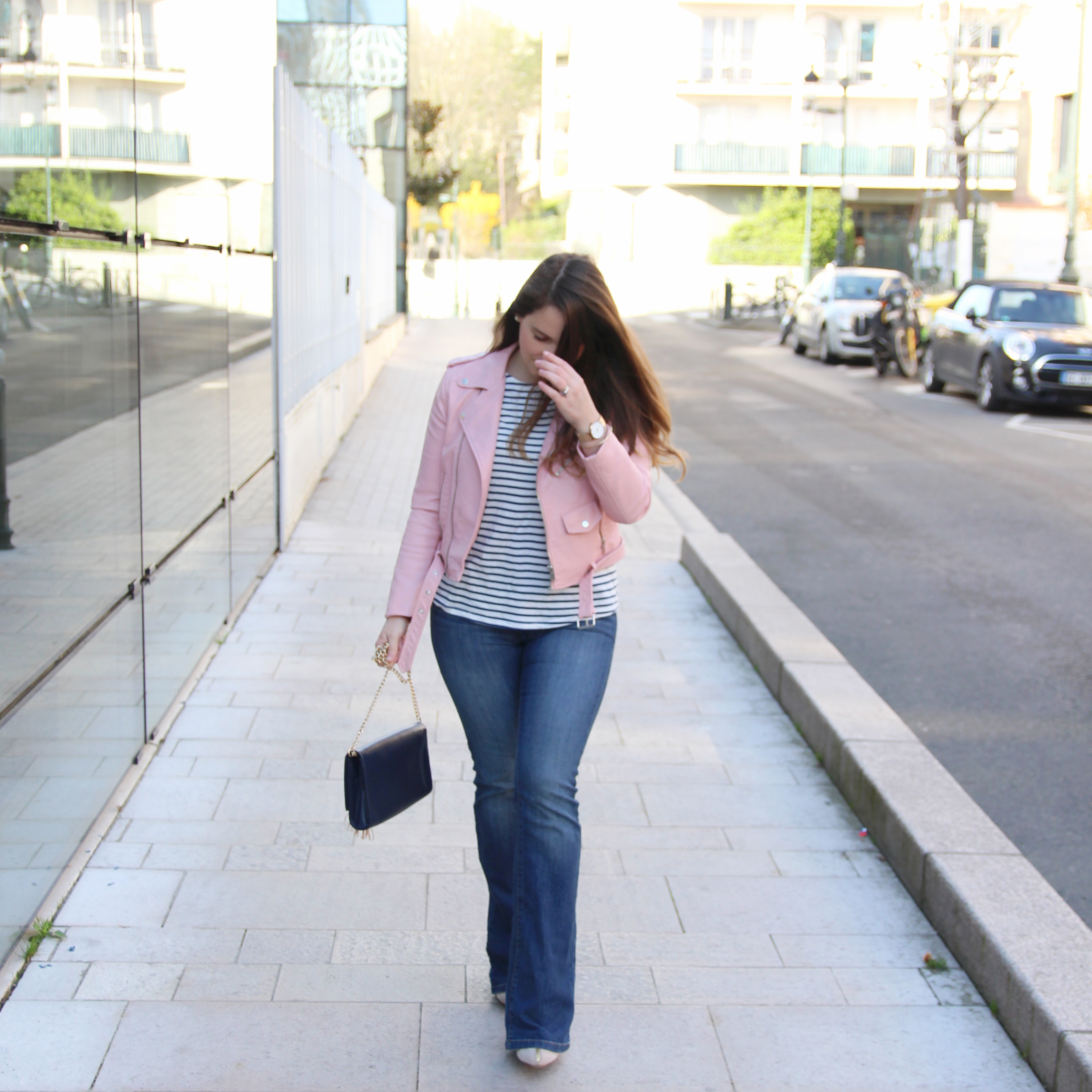 perfecto-rose-zara-marinniere-denim-influencer-fashion-ottd-look-seralynepointcom-paris-IMG_6988