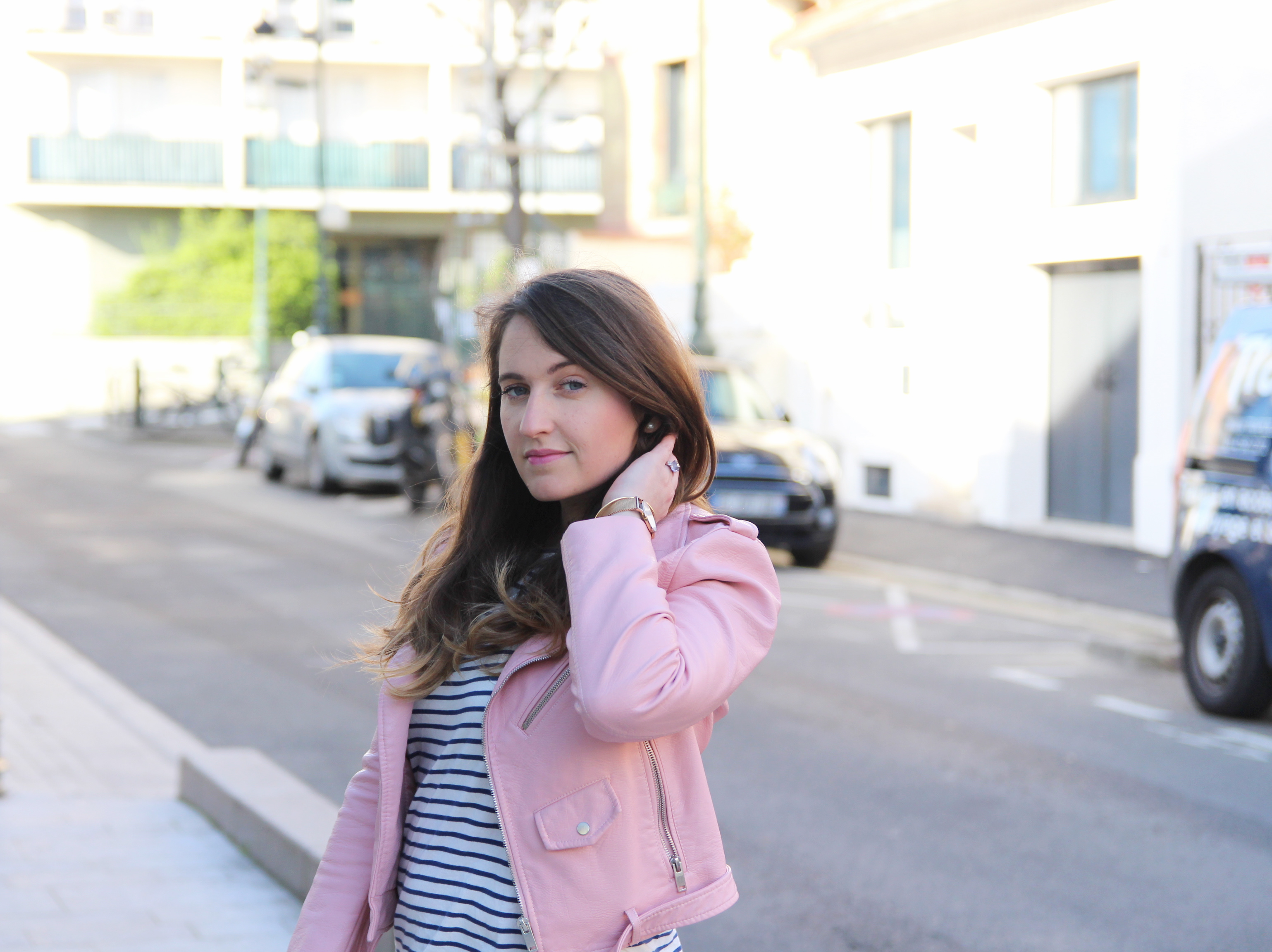 perfecto-rose-zara-marinniere-denim-influencer-fashion-ottd-look-seralynepointcom-paris-IMG_7013